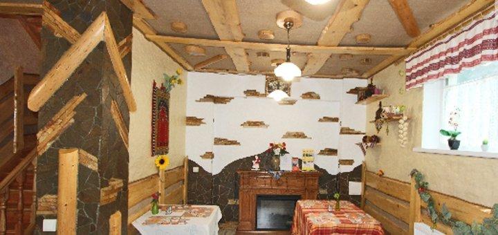 От 4 дней отдыха весной и летом с завтраками на вилле «Оберіг» в Сходнице
