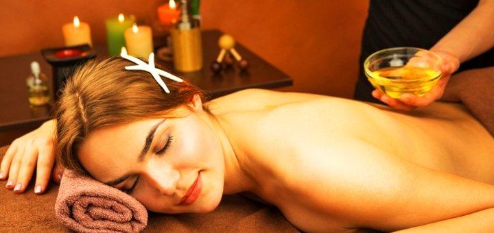 SPA-программа «Для любимой» и массаж головы или стоп в подарок в студии «Натали»