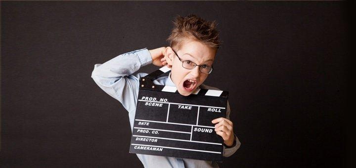 Экскурсия на телевидение для детей, съемки в сериале, мастер-классы в студии «КИТ»