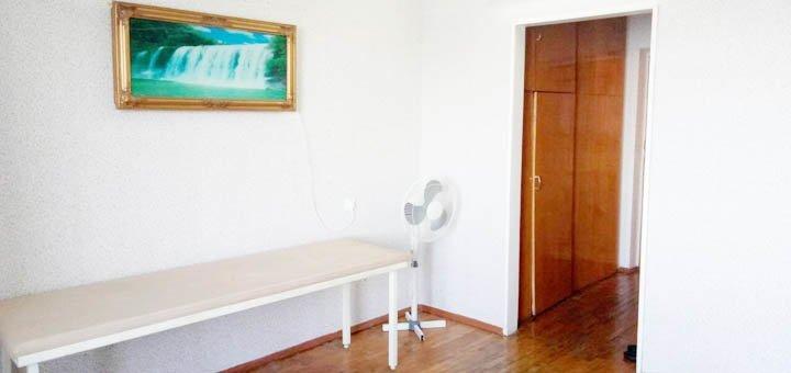 До 10 сеансов массажа спины и шейно-воротниковой зоны в кабинете «Массаж для души»