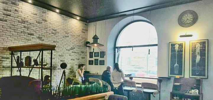 Скидка 30% на все меню в city café «Віденські булочки» на Пушкинской