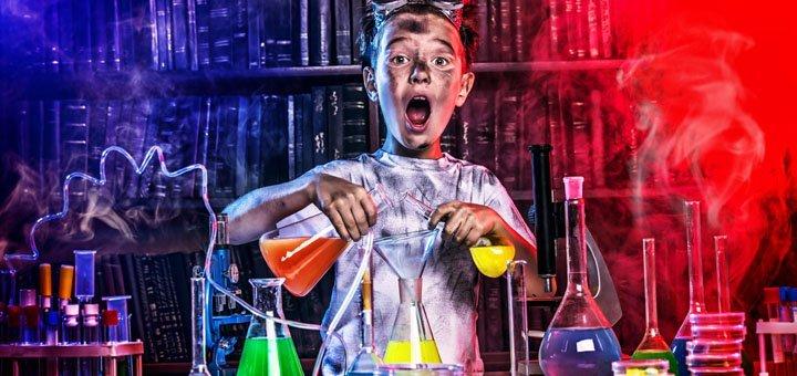 Билеты в парк научных развлечений «Лаборатория чокнутого профессора» в любой день