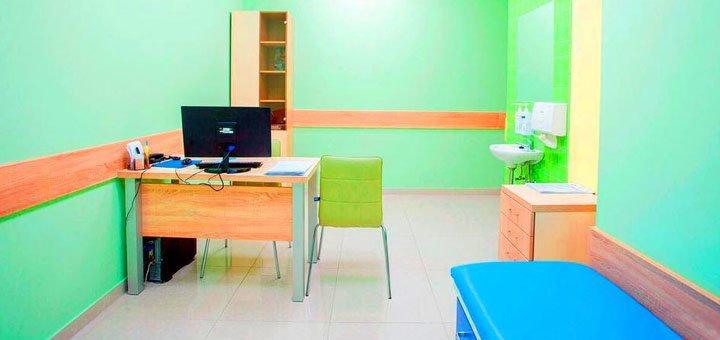 Обследование у врача-проктолога в медицинском центре «Твій Лікар»