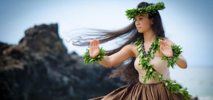 До 16 занятий экзотическими гавайскими танцами в студии «Moana Hula Studio»