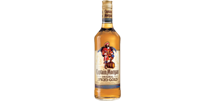 Скидка 39% на Ром Captain Morgan Original Spiced Gold