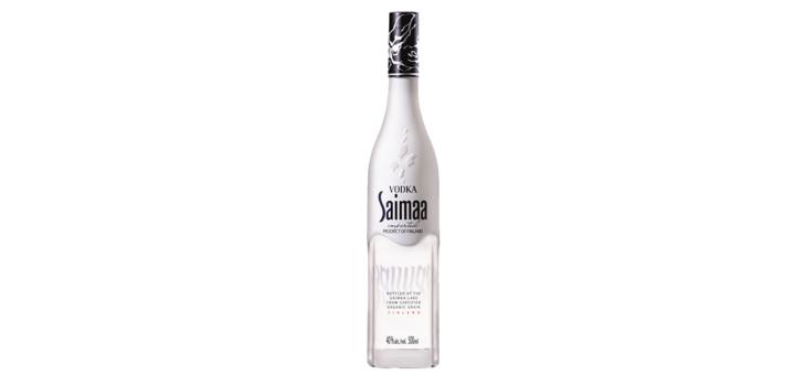 Скидка 36% на водку Saimaa Organic