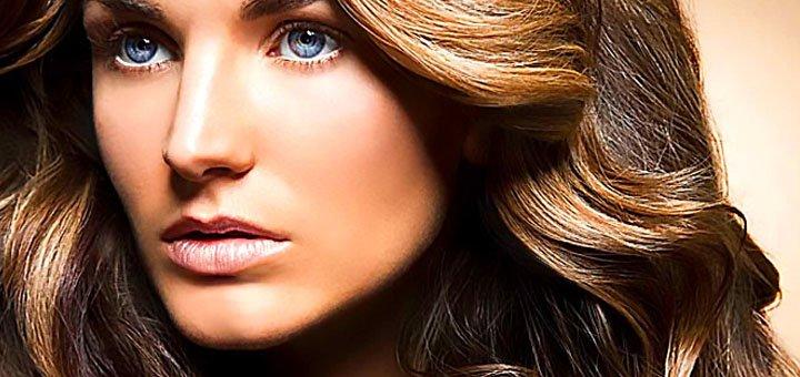Женская или мужская стрижка, укладка, полировка и окрашивание волос в Beauty Bar «Allure»