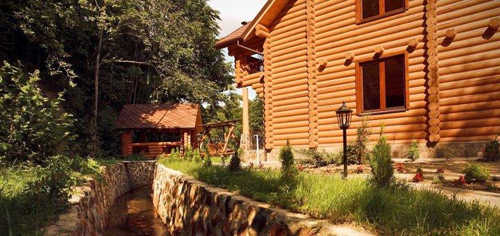От 3 дней VIP-отдыха для двоих или четверых с питанием в отеле «Оазис Карпат» 5* в Поляне
