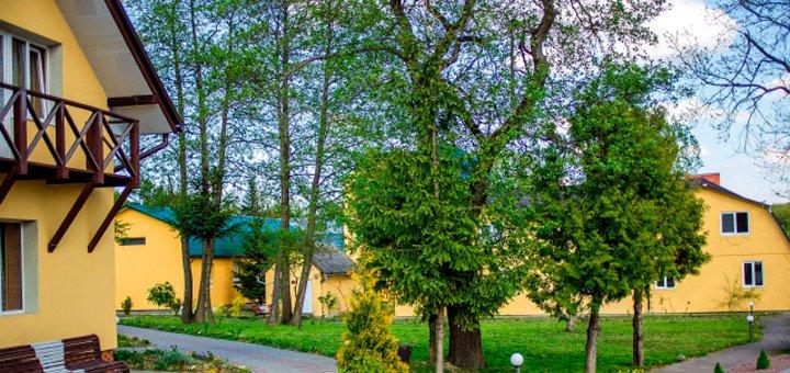 От 3 дней отдыха с питанием и дополнительным пакетом услуг в санатории «Конвалія» в Трускавце