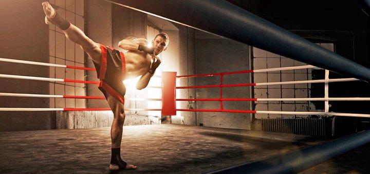 Скидка 75% на 12 занятий кикбоксингом в спортивном клубе «Kick Stars»