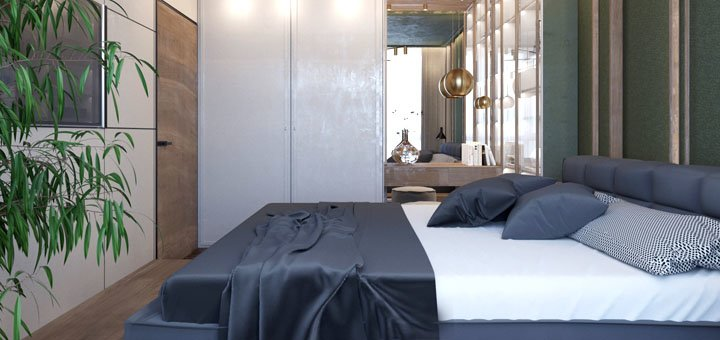 Скидка до 65% на индивидуальный дизайн-проект жилого помещения от студии «Archi Studio»