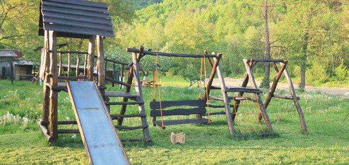 От 3 дней отдыха в усадьбе «Ярослава» в Солочине среди живописных гор