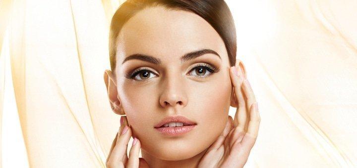 Чистка лица в косметологическом кабинете Елены Никитюк