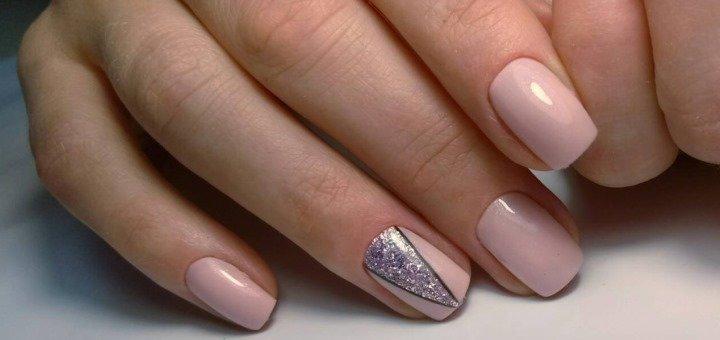 Маникюр и наращивание ногтей с покрытием гель-лаком в студии красоты «Babkova Style»