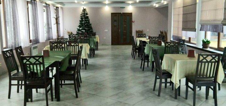 От 3 дней отдыха для двоих с трехразовым питанием в отеле «Згадка» в сердце Трускавца