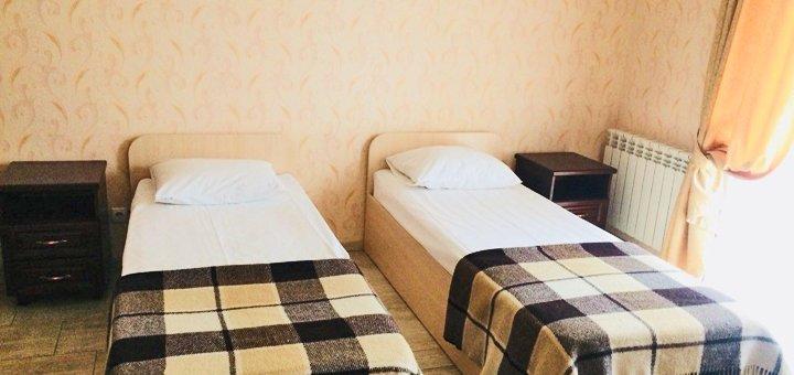 От 2 дней отдыха с завтраками в загородном комплексе «Фортуна Клуб» под Киевом