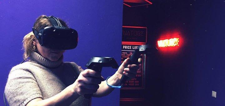 День рождения с погружением в виртуальную реальность в клубе «VNATURE»