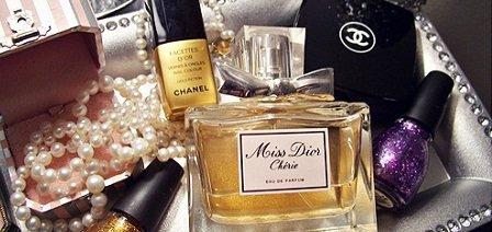Скидка 20% на всю парфюмерию в магазине «Moresell»