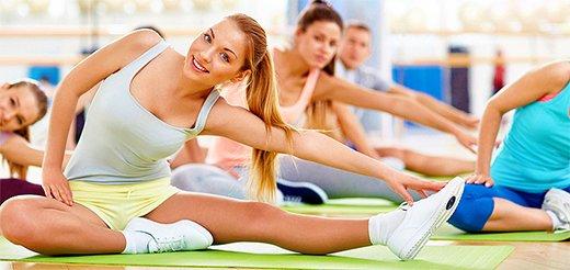 8 занятий фитнесом в студии фитнеса и танцев «New.Me»