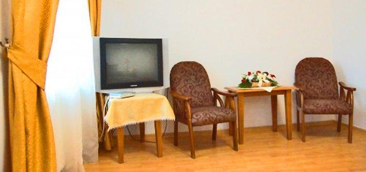 От 5 дней оздоровления с трехразовым питанием в санатории «Орлиное гнездо» в Закарпатье