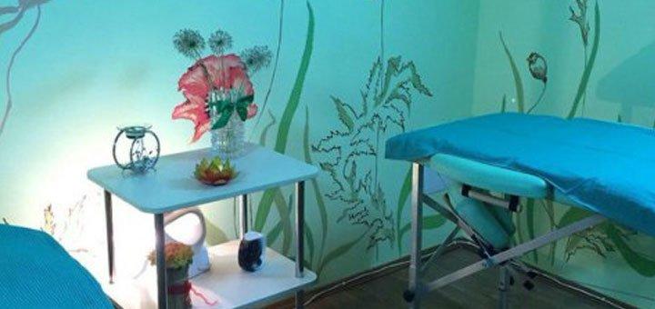 SPA-программа «Красотка» в фито-студии на Короленко
