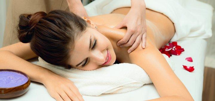 До 5 сеансів масажу всього тіла в салоні краси «Жанві»