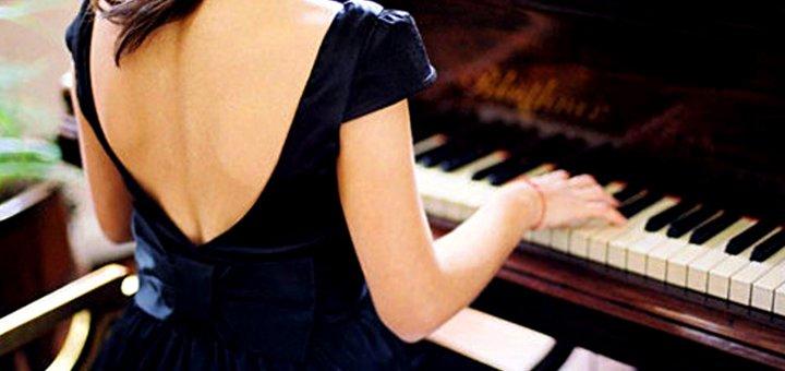 8 индивидуальных занятий по игре на фортепиано в доме творчества «Vivo Studio»