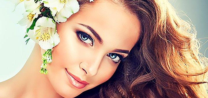 До 5 сеансов карбокситерапии лица в салоне красоты «Лилия»