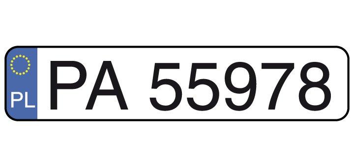 Суперцены на любой автомобильный номер и номер американского образца