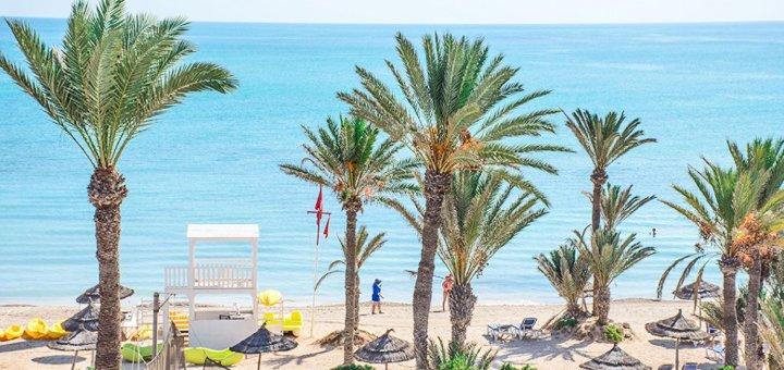 Скидка 8% на тур в Тунис по системе All inclusive от туристического агентства «Заманчивые туры»