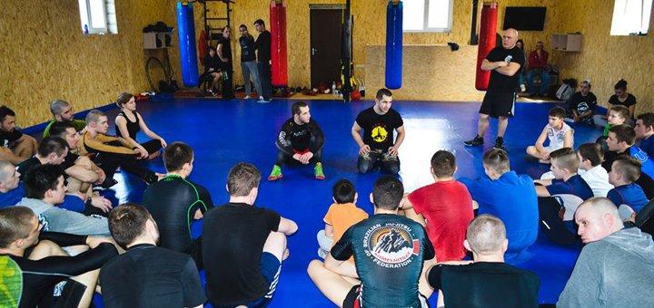 До одного месяца безлимитных занятий Crossfit в спортивном клубе «Greka MMA»