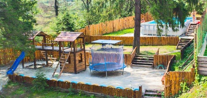От 3 дней отдыха с двухразовым питанием в комплексе «Drin-Lux» в Славском