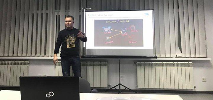 Курсы программирования на Java от «PROG.Kiev.ua»
