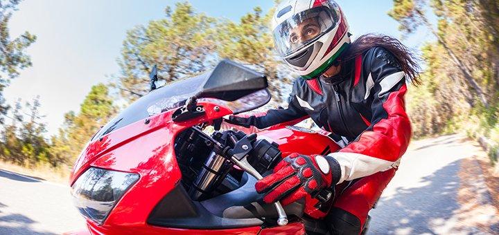Курсы вождения на категорию «А» и «А1» для мотороллеров и мотоциклов в автошколе «Гранд»