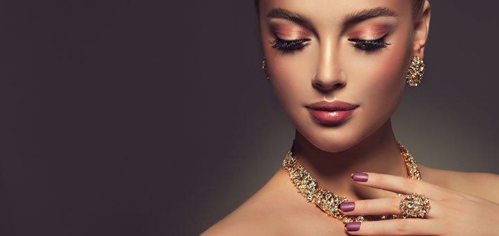 Скидки до 70% на ювелирные изделия в магазине «Gold.ua»