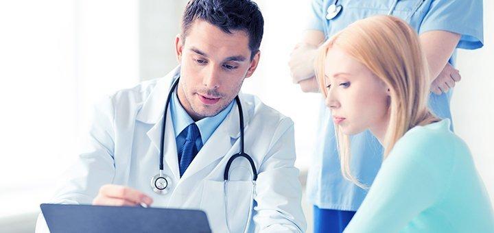 Комплексное обследование у семейного врача-терапевта в клинике «Доступный доктор»