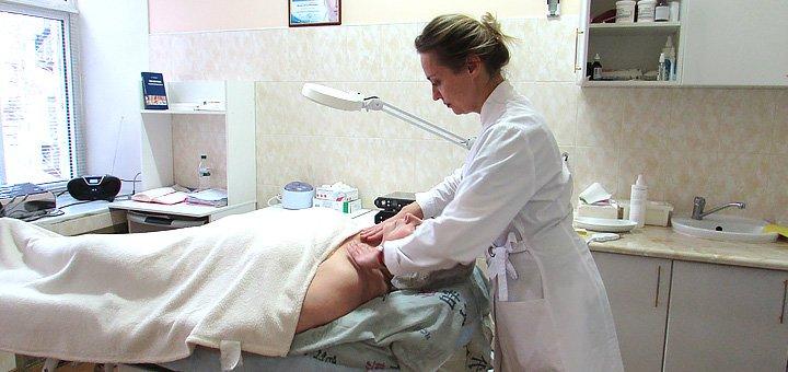 Винный пилинг c маской «Антистресс» для лица в клинике «МилаМедас»