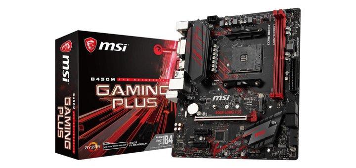 Покупай материнскую плату MSI— получай игровую поверхность  MSI Gaming Shield в подарок!