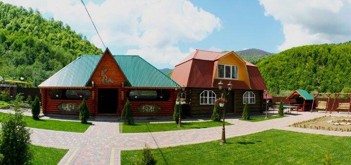 От 4 дней горнолыжного отдыха в отеле «Трембита» в Межгорье