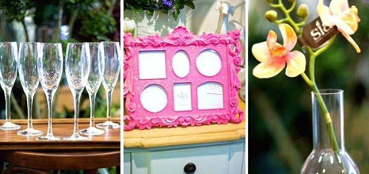Цветы, дизайнерские посуда и элементы декора от мирового бренда SIA. Превратите ваш дом произведением искусства!
