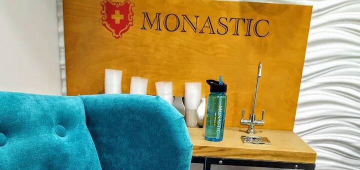 Подарочный абонемент на безлимитную неделю в wellness-центре «Monastic Wellness Xpress»