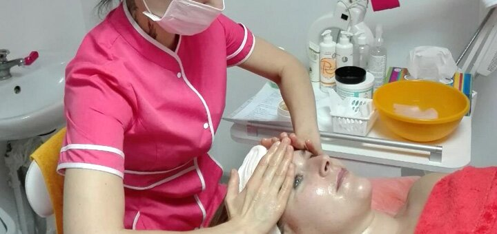 Механическая чистка лица, пилинг, Propotalc в студии красоты «L-Studio»