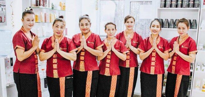 Традиционный тайский массаж от сети «Lilawadee» в салонах «BODY LPG»