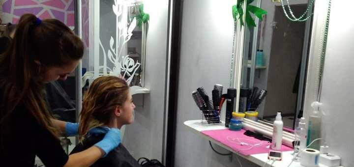 Скидка 40% на ботокс для волос в салоне красоты «Градиент»
