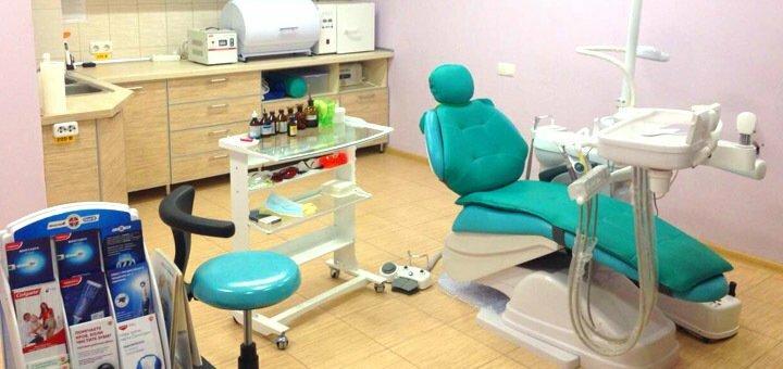 Ультразвуковая чистка зубов с Air-Flow в стоматологии «Улыбка»