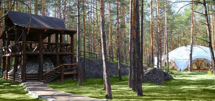 От 2 дней со SPA и посещением контактного зоопарка в комплексе «Сосновель» под Киевом