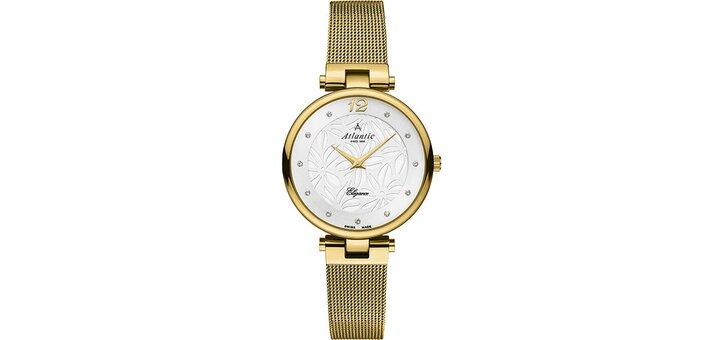 Скидка 10% на коллекции часов «ATLANTIC»
