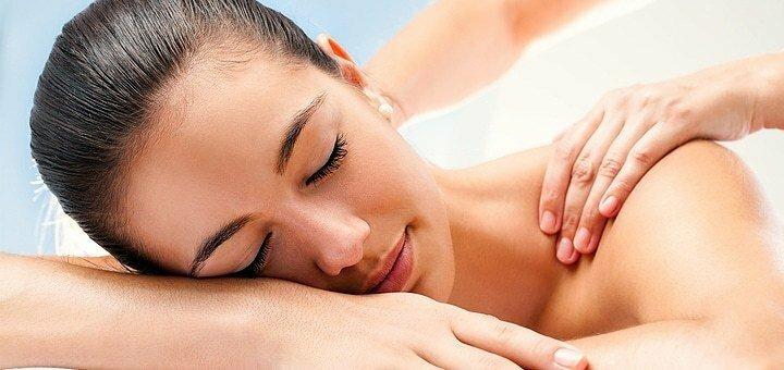 До 5 сеансов антистрессового массажа в массажном салоне «МассажPRO»