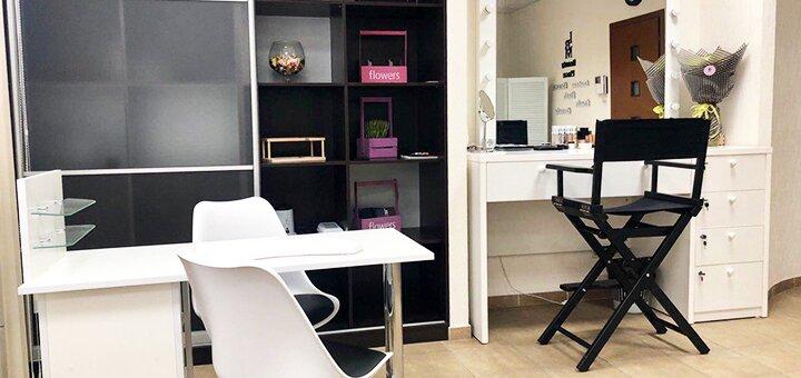 До 5 сеансов коррекции и окрашивания бровей в студии красоты «LBM Beauty Place»