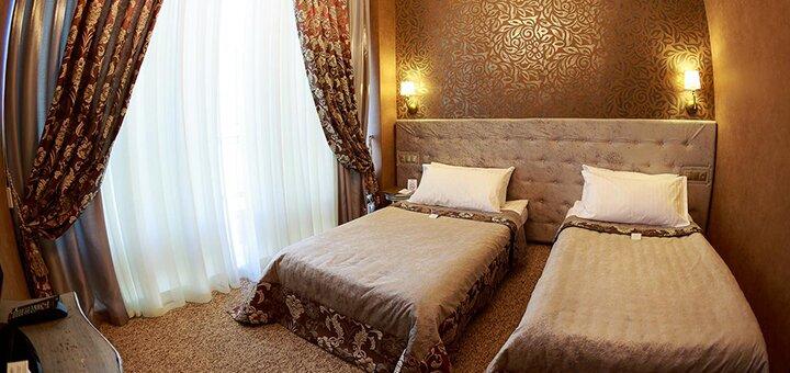 От 2 дней отдыха с развлечениями в отеле «Lybid Plaza 5*» в Хмельницком